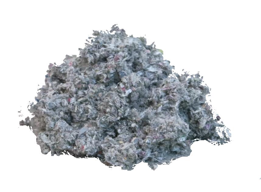 Isolering cellulosa Isoleringskoncept